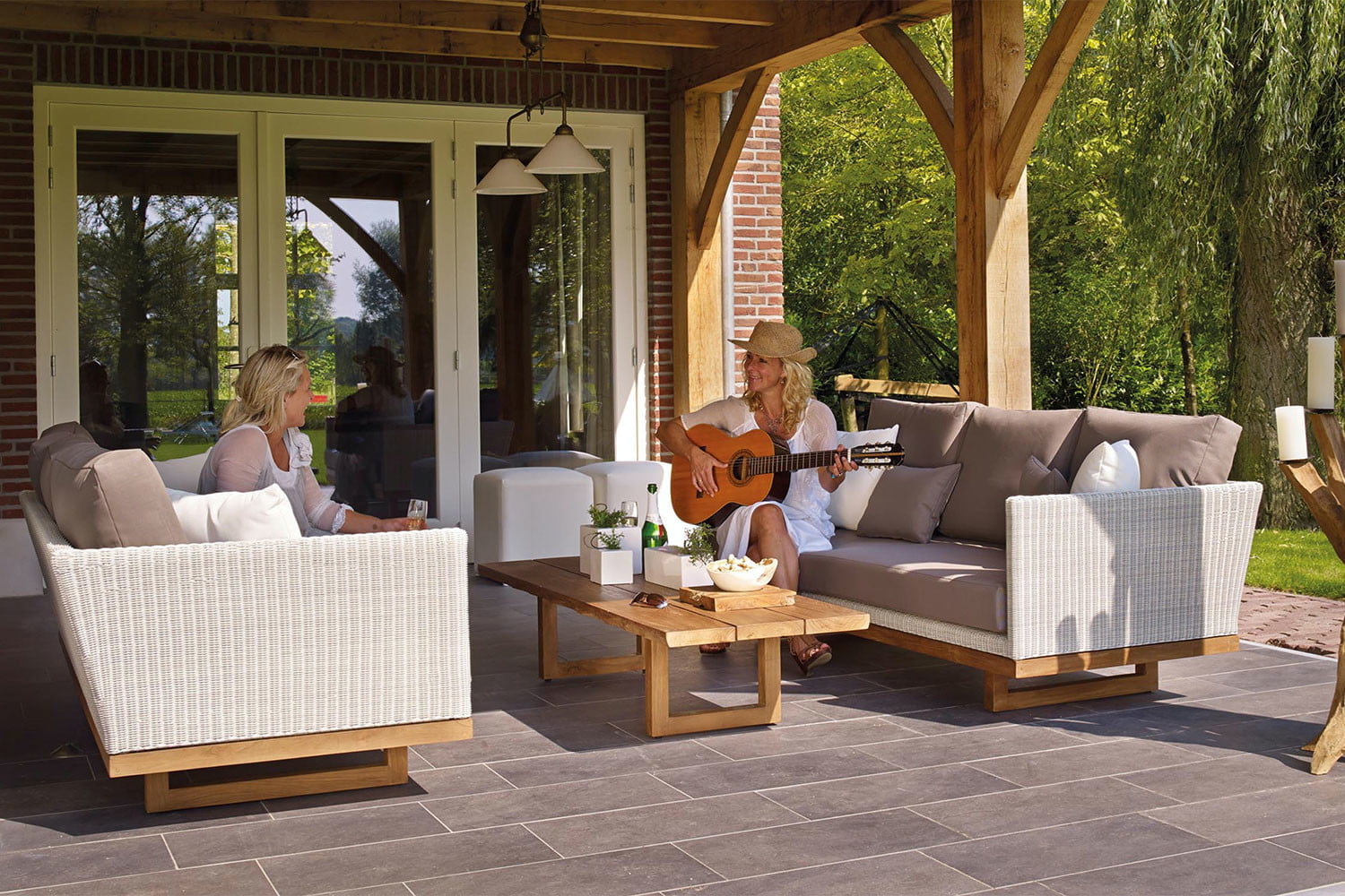 The Most Attractive Mid Century Modern Patio Furniture Available Now 21oak
