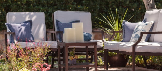 the best outdoor cushions for patio furniture replacement