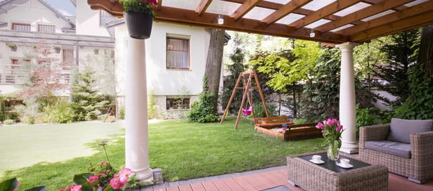 the best pergola covers for your patio cover