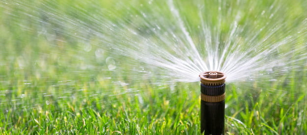 the best sprinkler heads for lawns