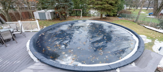 the best winter pool covers cover