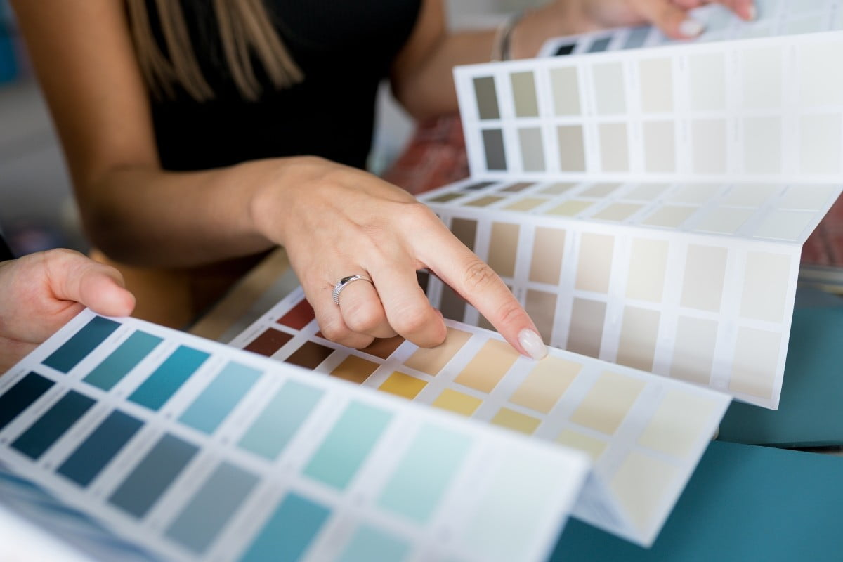 6 color palette ideas for your home that won't look dated | 21Oak