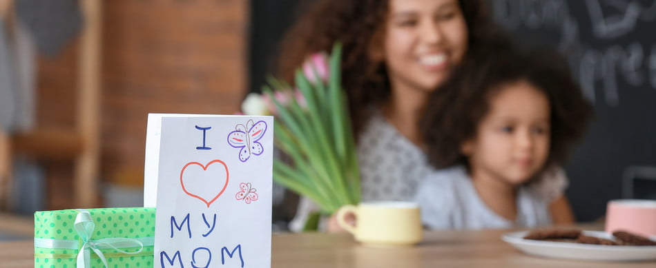 mothers day home gifts mom daughter giftcard