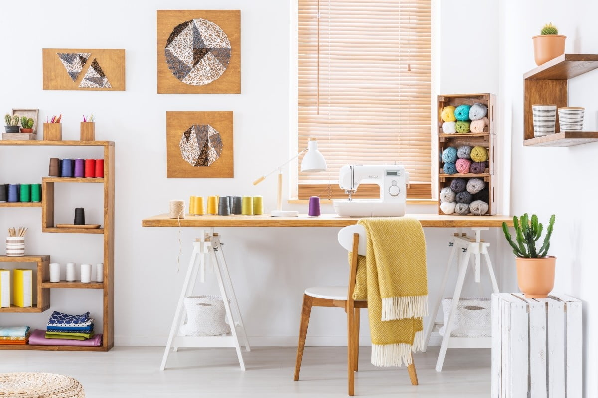 What you need to know about craft room organization | 21Oak