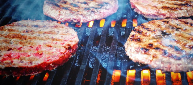 fourth of july grill recipes burgers on