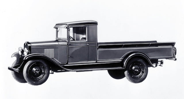 torque camionetas chevrolet 1929 1 5 ton utility truck with 194 cubic inch  3 2l overhead valve inline six cylinder engine