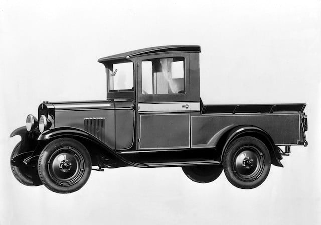 torque camionetas chevrolet 1929 half ton light delivery pickup with 194 cubic inch  3 2l overhead valve inline six cylinder