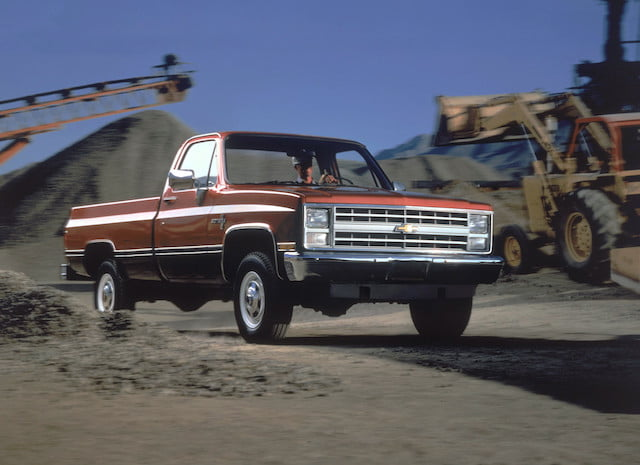torque camionetas chevrolet 1987 k20 scottsdale  ton pickup with 350 cubic inch 5 7l fuel injected small block v 8 engine