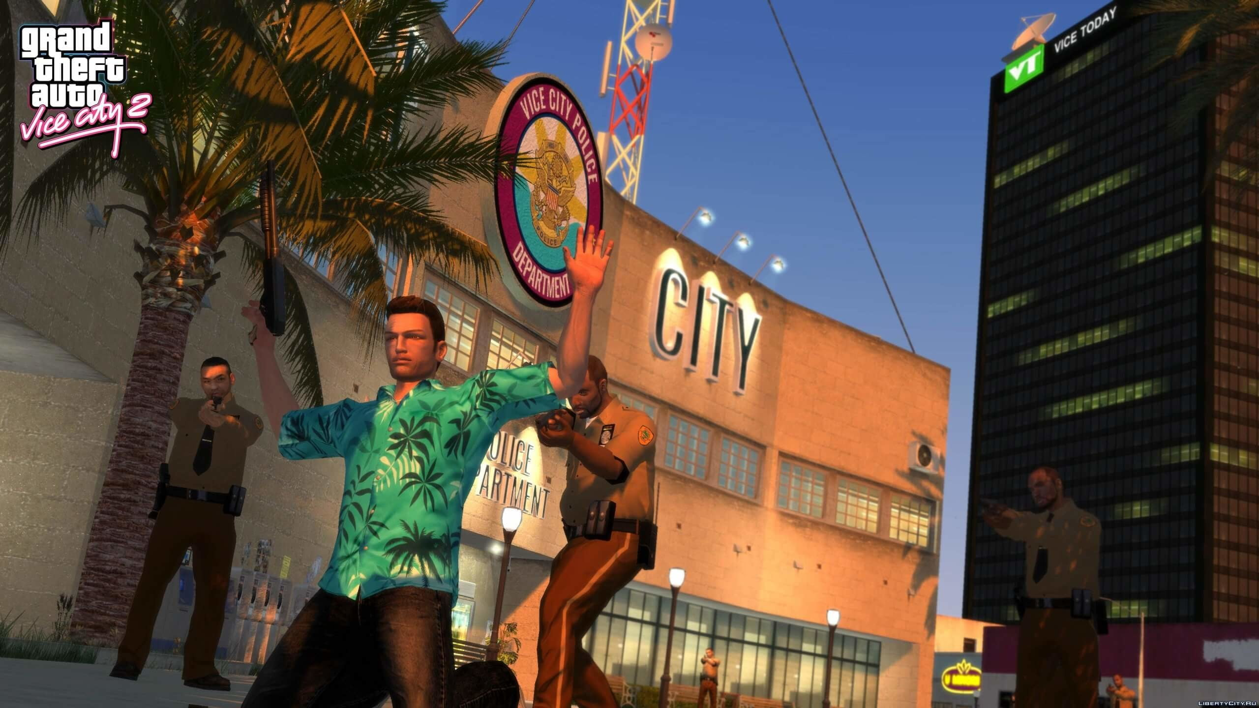 rermaster no oficial gta vice city 1grand theft auto 2 remaster 1 scaled