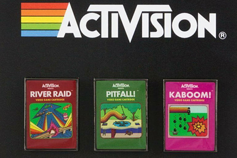 activision first developer video games third party games