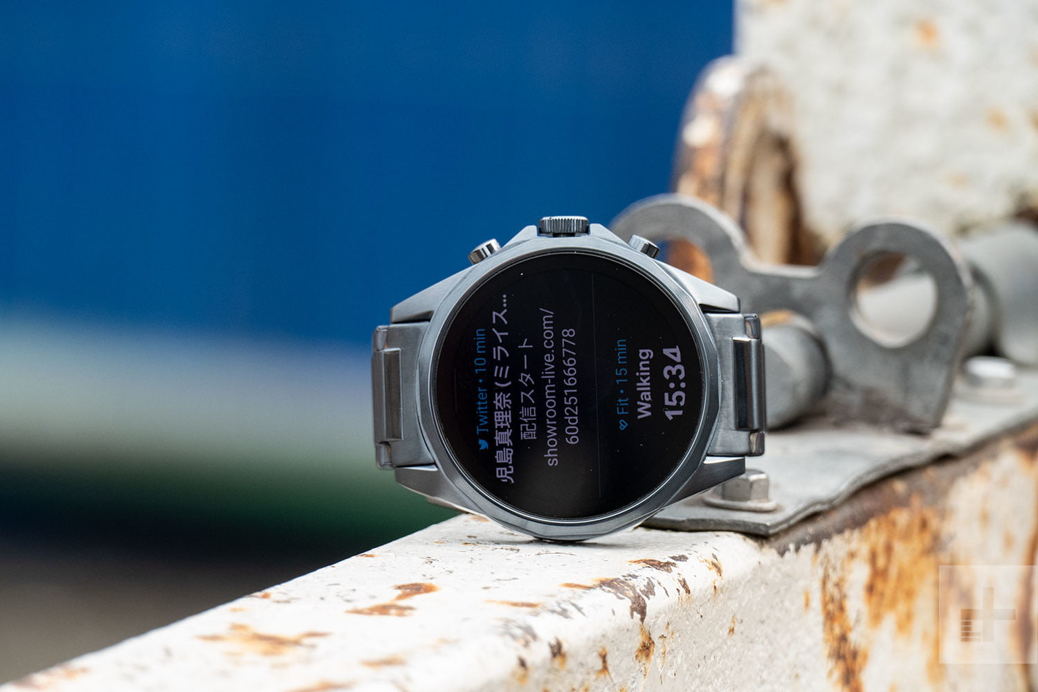 revision armani ax connected exchange smartwatch review 13