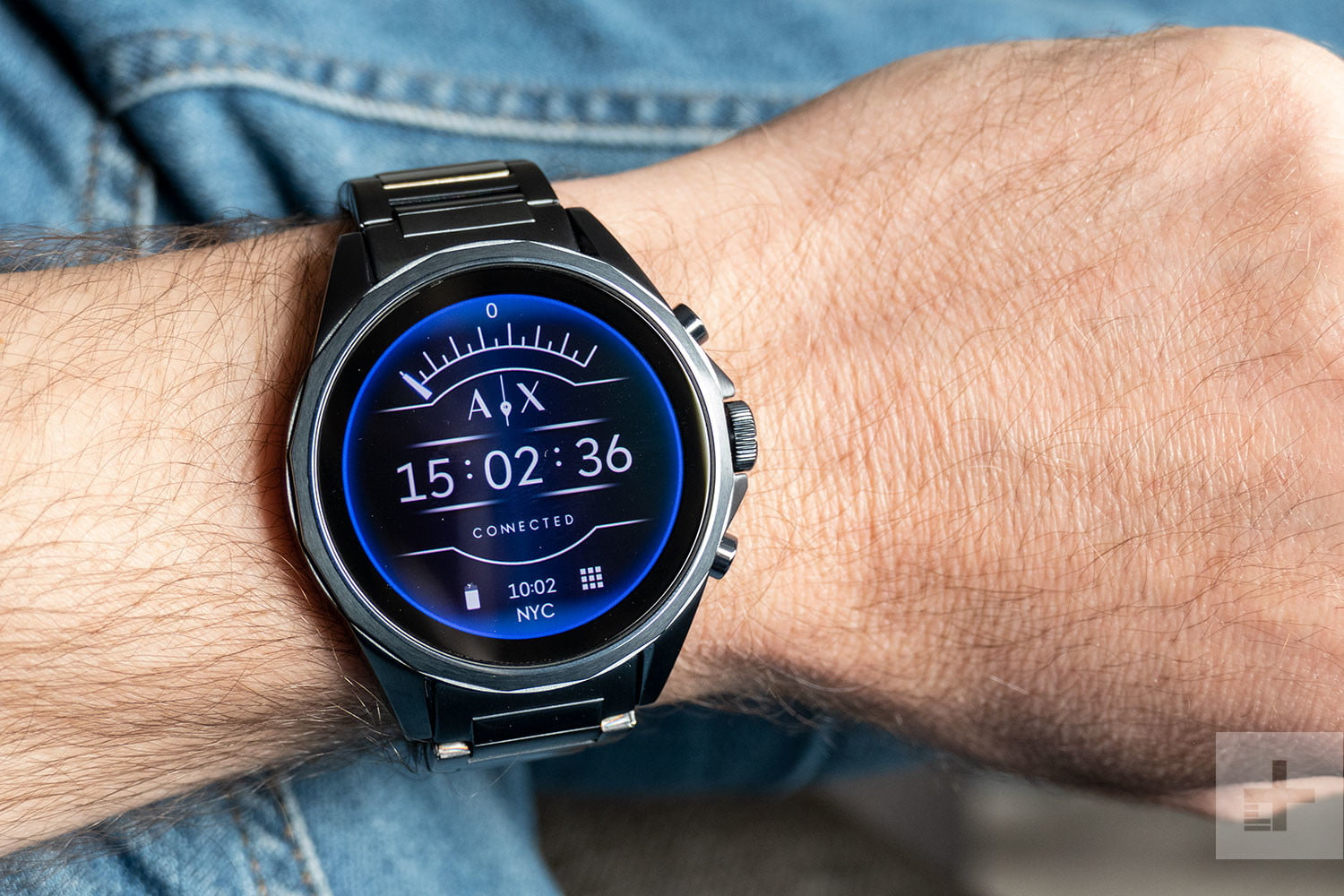 revision armani ax connected exchange smartwatch review 3