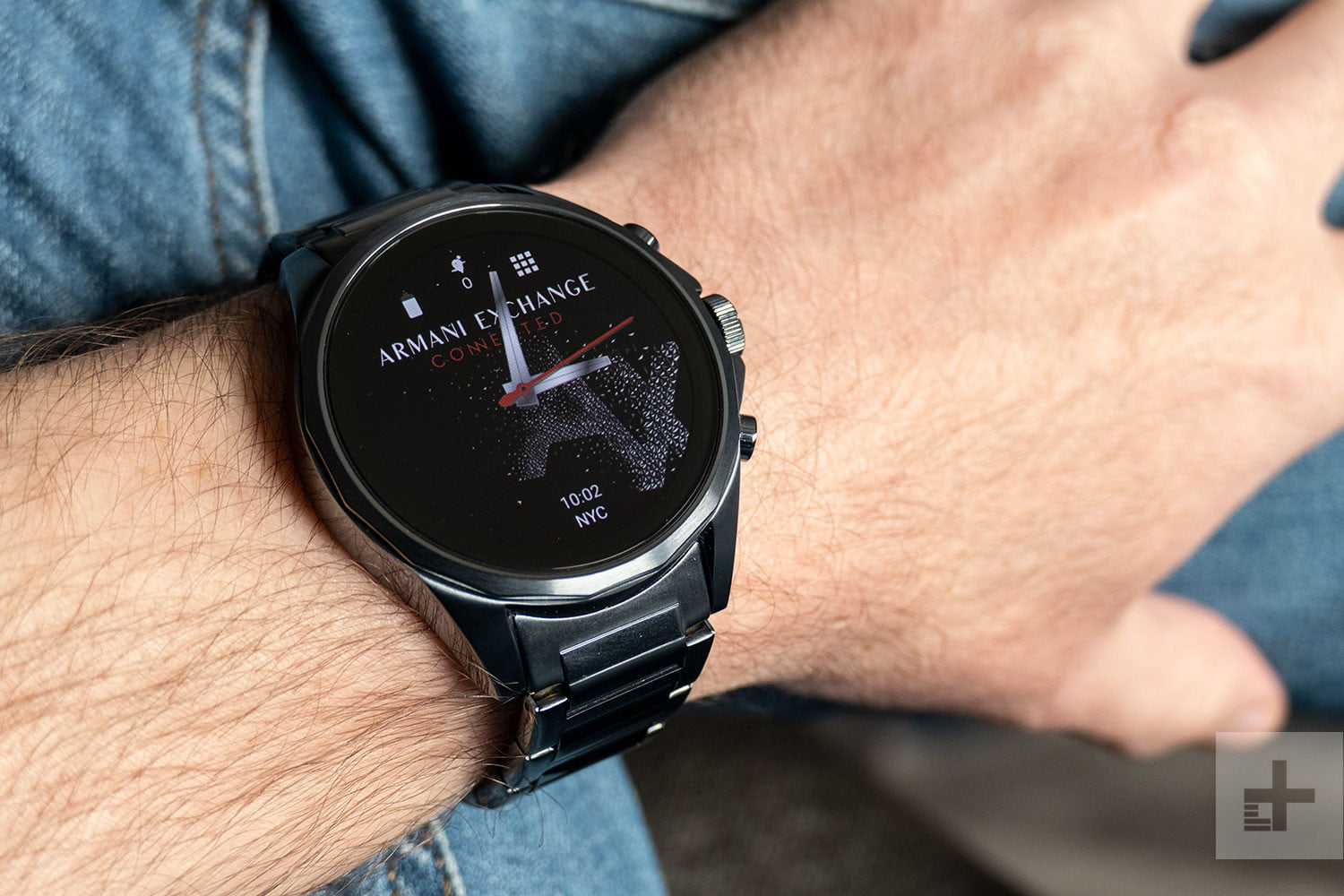 revision armani ax connected exchange smartwatch review 4