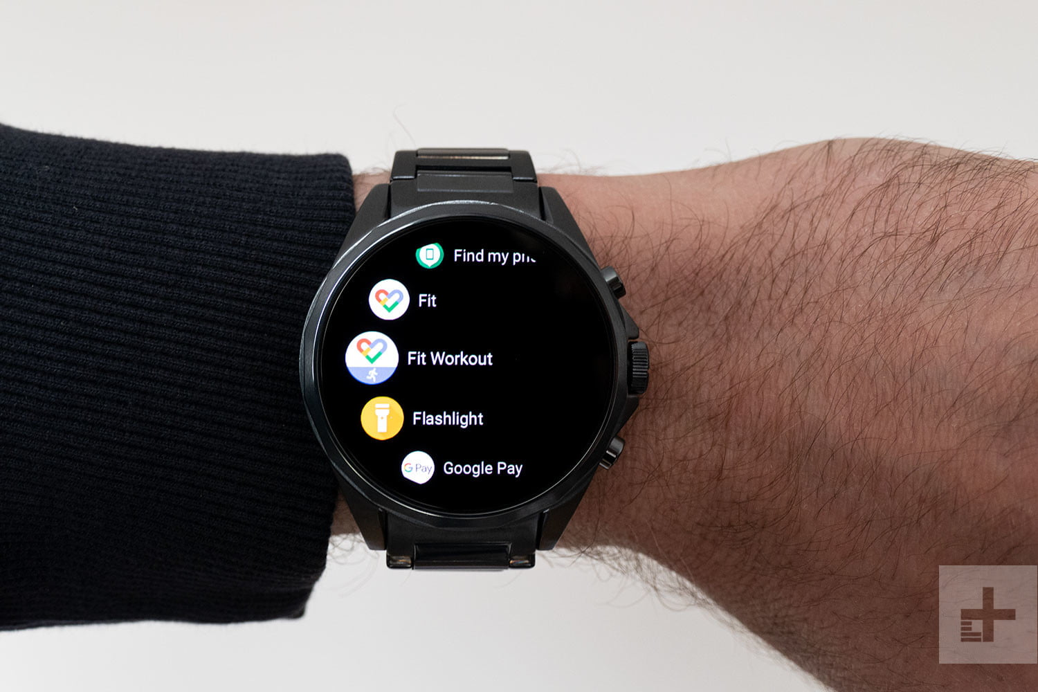 revision armani ax connected exchange smartwatch review 5