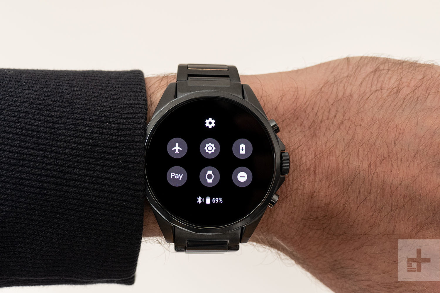 revision armani ax connected exchange smartwatch review 7