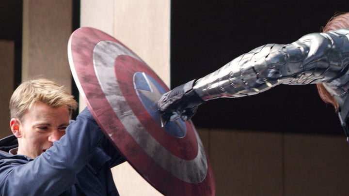 An image of Captain America and the Winter Soldier