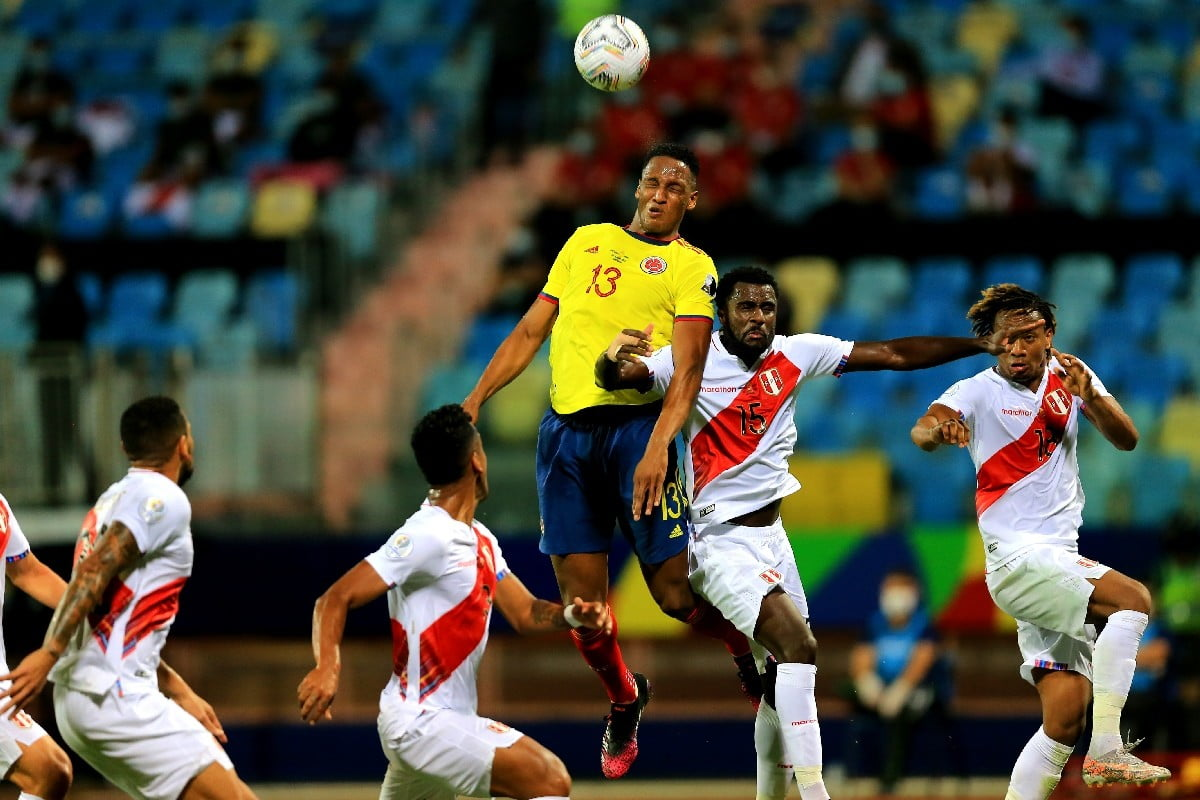 Copa América 2021: how and when to see Colombia vs. Peru ...