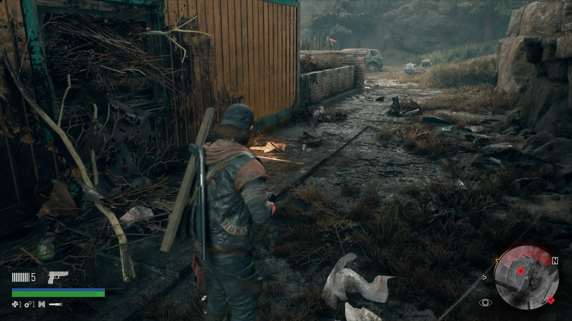 revision days gone ps4 20190420114732