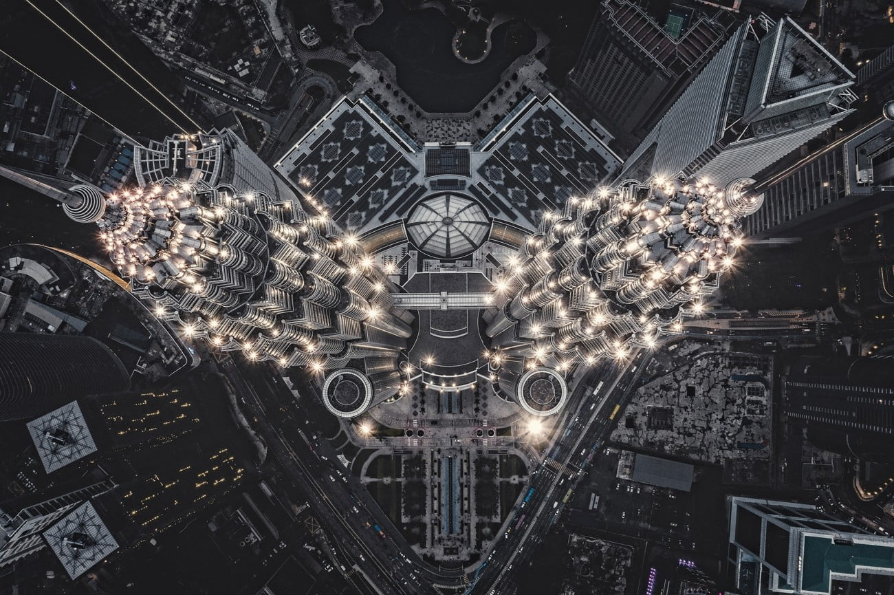 Alien Structure Drone Photo Awards 2020