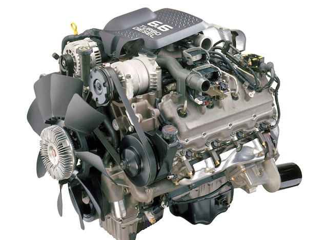 torque camionetas chevrolet duramax 6 6l turbo diesel v 8 engine  introduced in 2001 featured four valves per cylinder and di