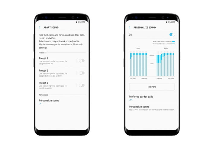 funciones audio samsung galaxy s8 everything about s8s main 3
