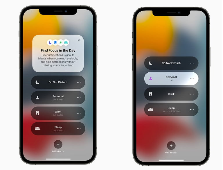 Features of IOS 15