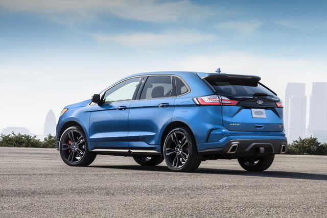 ford edge st crossover opinion 2019 4