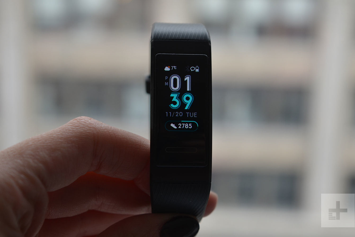 revision huawei band 3 pro review 19