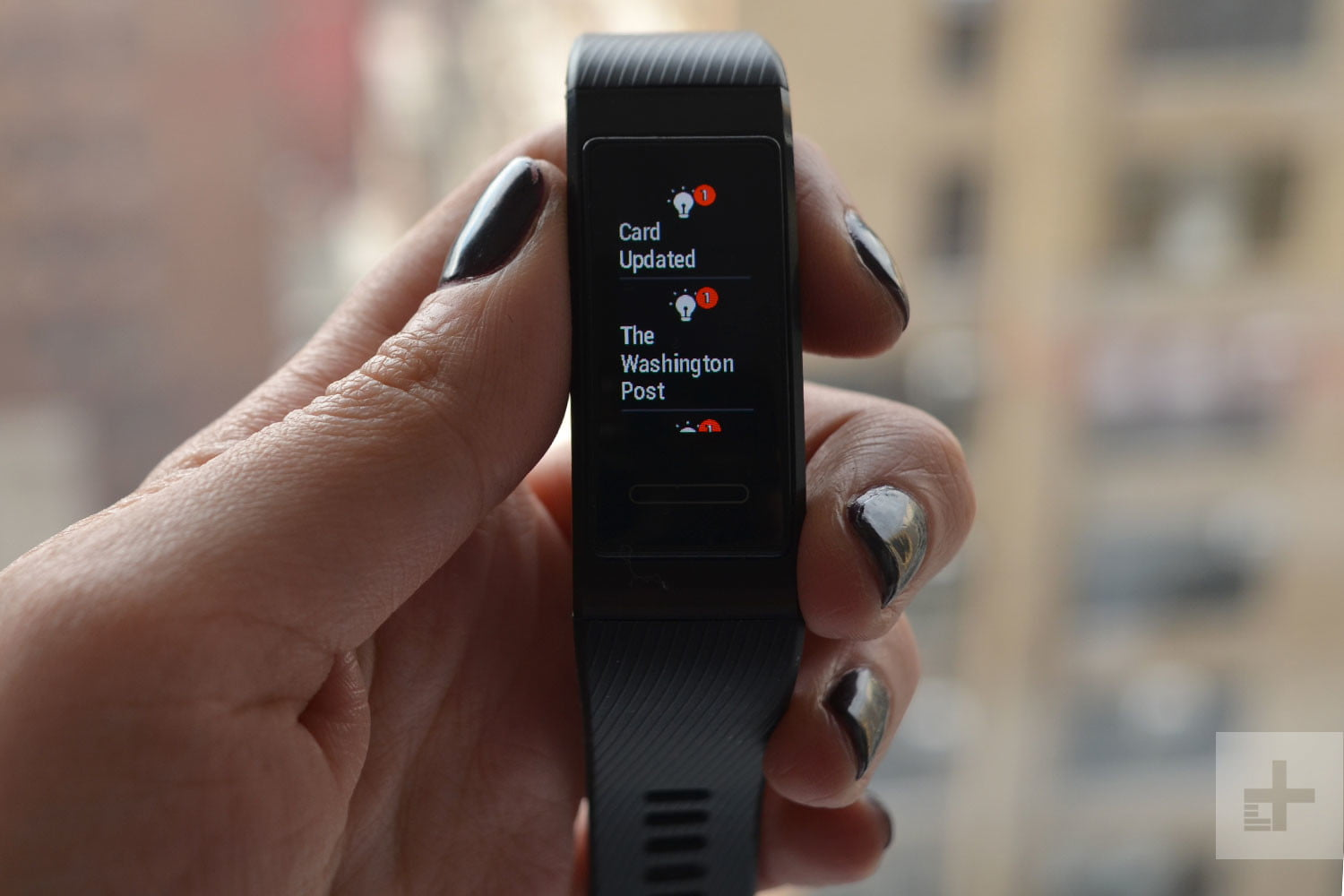 revision huawei band 3 pro review