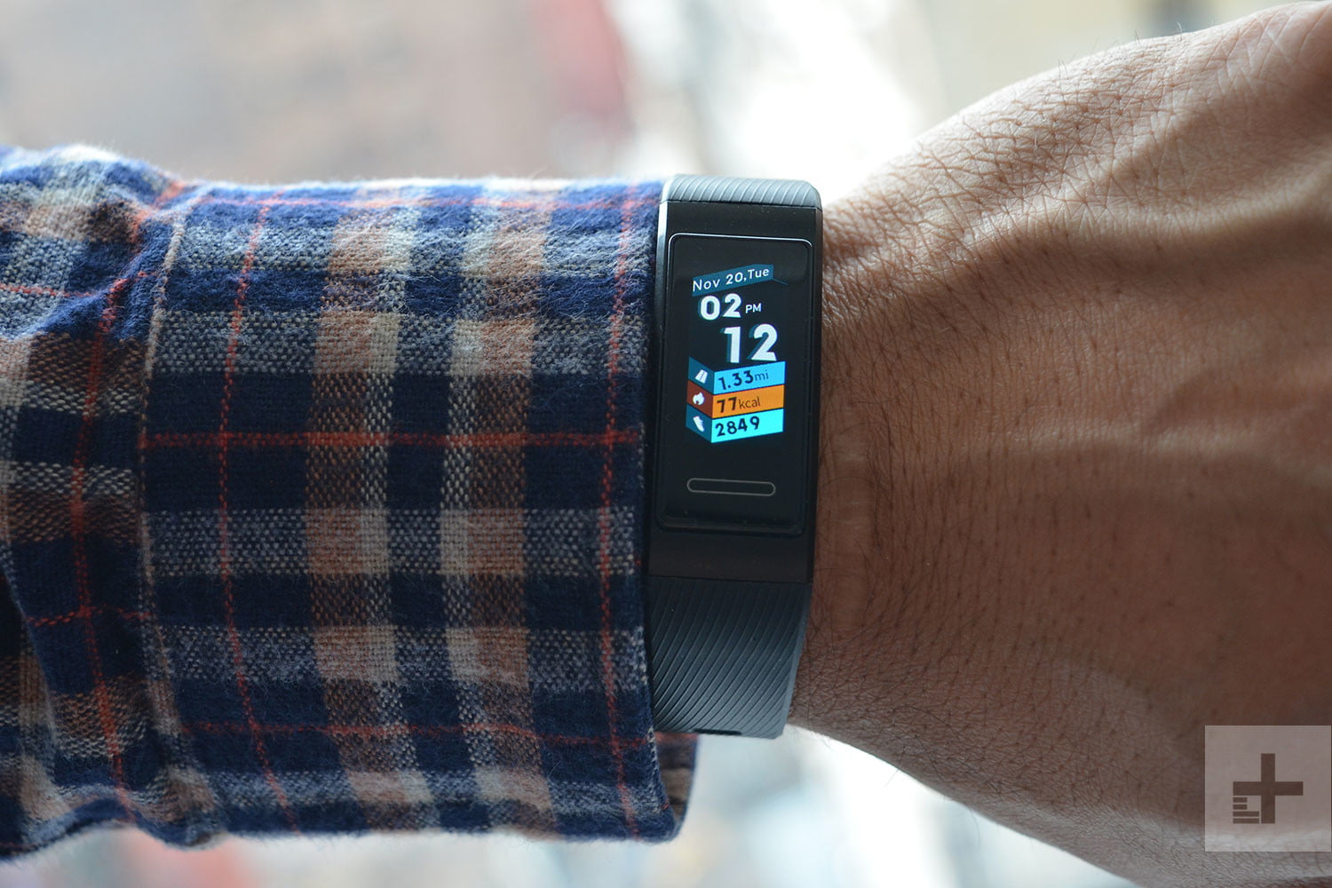 revision huawei band 3 pro review 5