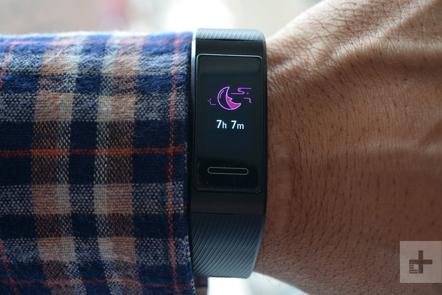revision huawei band 3 pro review 6