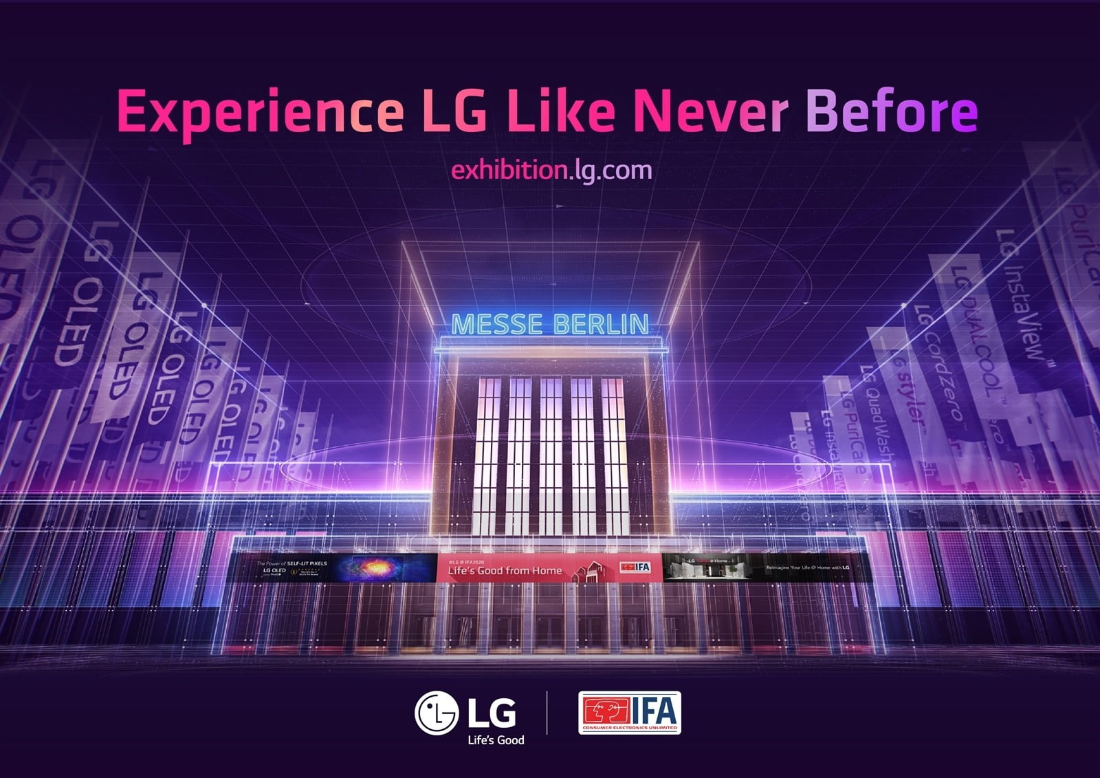 lg ifa exhibicion virtual 2020