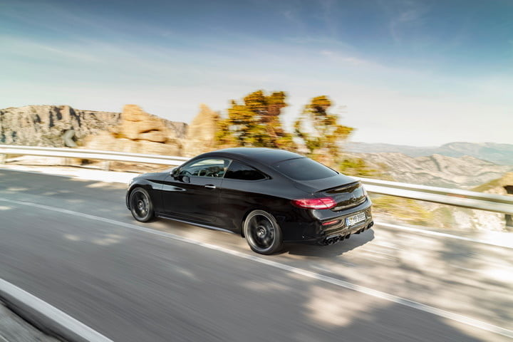 nuevo coupe convertible mercedes clase c 2019 amg 43 4matic 3 720x480