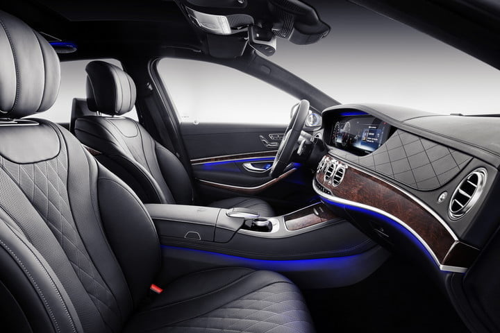 mercedes maybach s560 s650 2019 clase s int 1