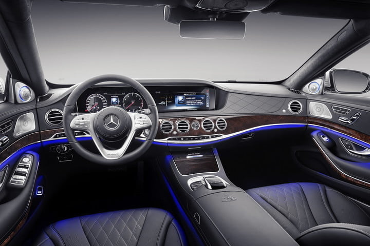 mercedes maybach s560 s650 2019 clase s int 2