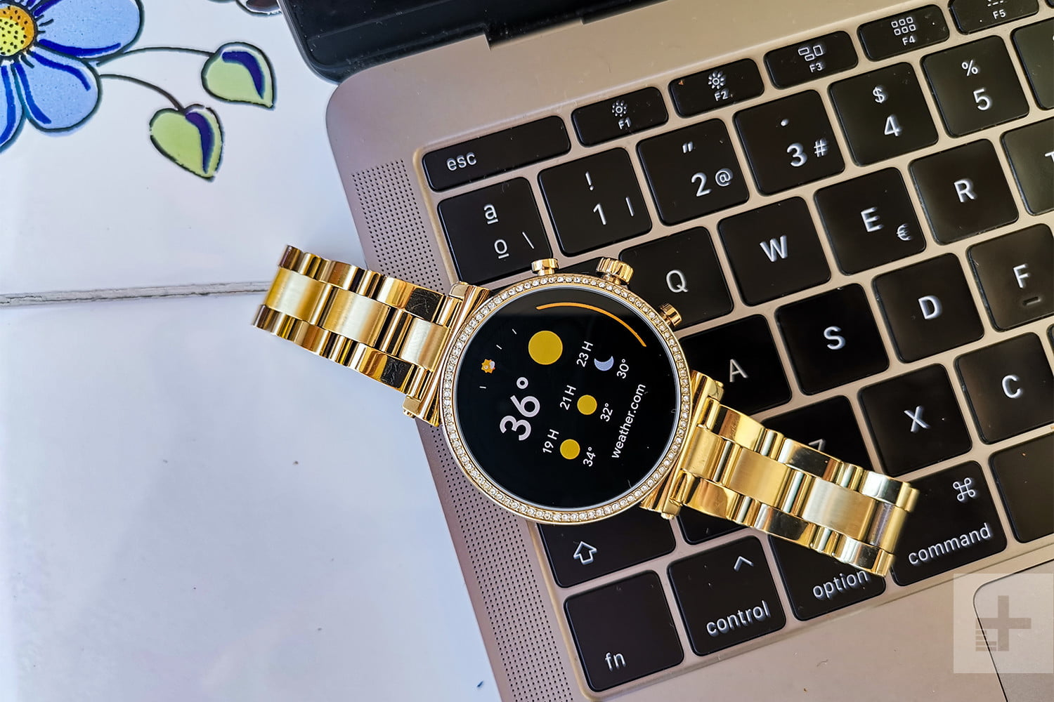 revision michael kors sofie heart rate 3