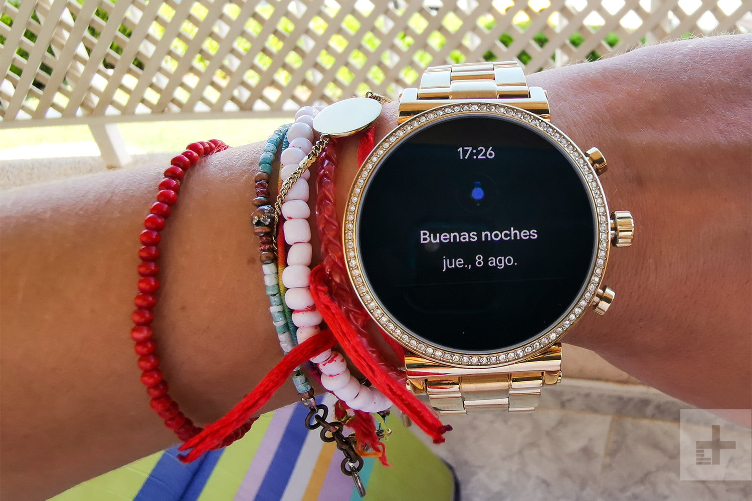 revision michael kors sofie heart rate 4
