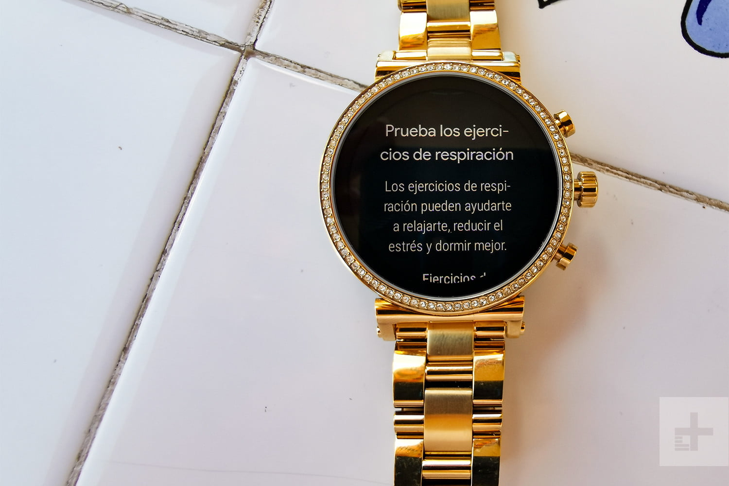 revision michael kors sofie heart rate 7