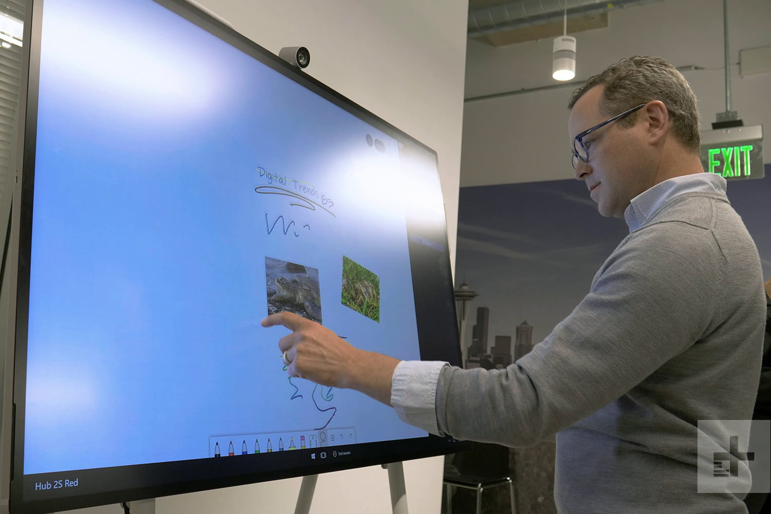 revision surfacehub 2s microsoft surface hub2 jeremyinteract 1