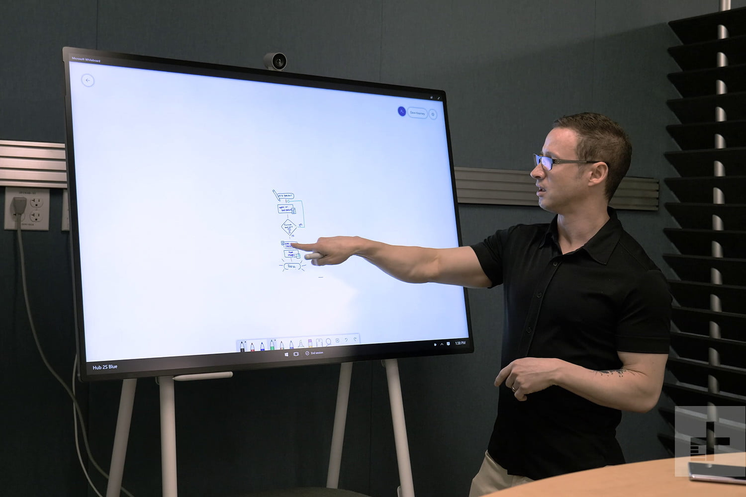 revision surfacehub 2s microsofthub2s handson 3