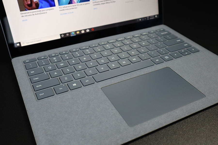 analisis surface laptop 4 revision review microsoftsurface carrusel 6