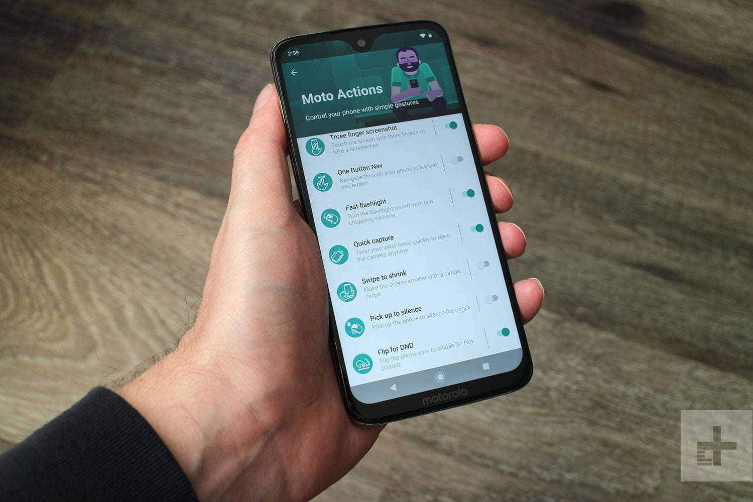 revision moto g7 review 2