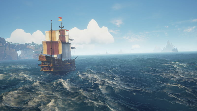 sea of thieves revision shared world
