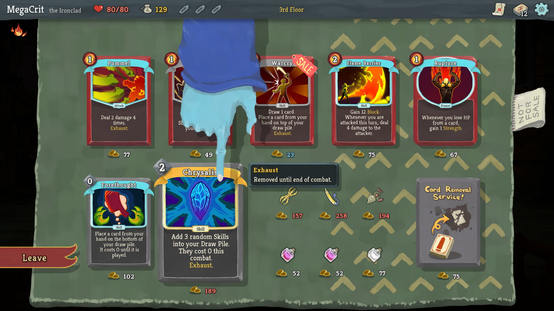 revision slay the spire 6