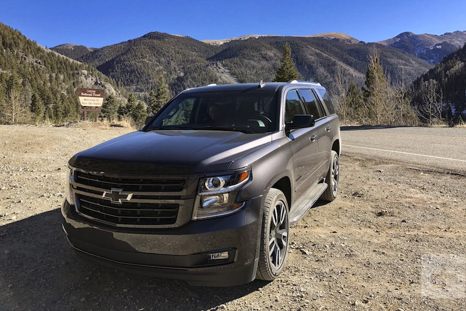 chevy tahoe rst special edition 2018 1