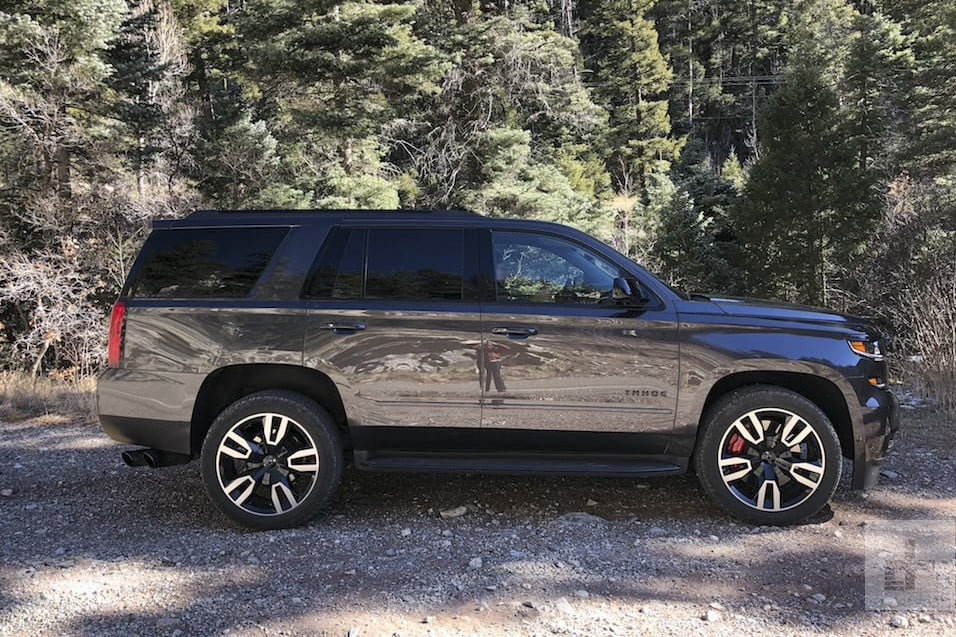 chevy tahoe rst special edition 2018 3