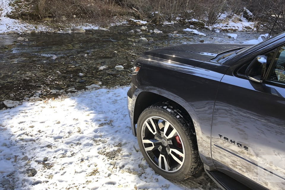 chevy tahoe rst special edition 2018 7