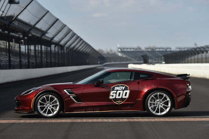 chevy corvette 2019 indy 500 the grand sport 03