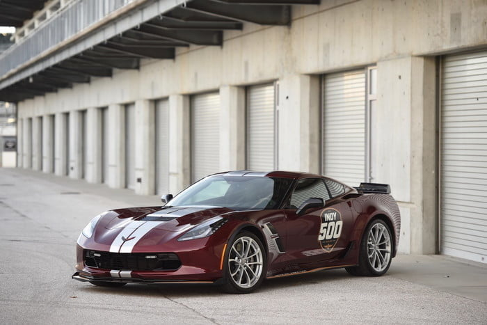 chevy corvette 2019 indy 500 the grand sport 04