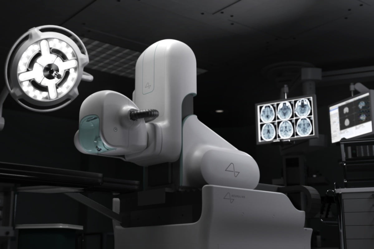 robot cirujano neuralink elon musk the surgical in operating room
